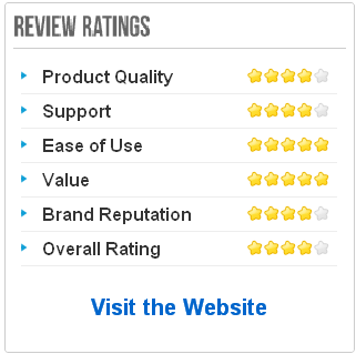 Alias Software Ratings